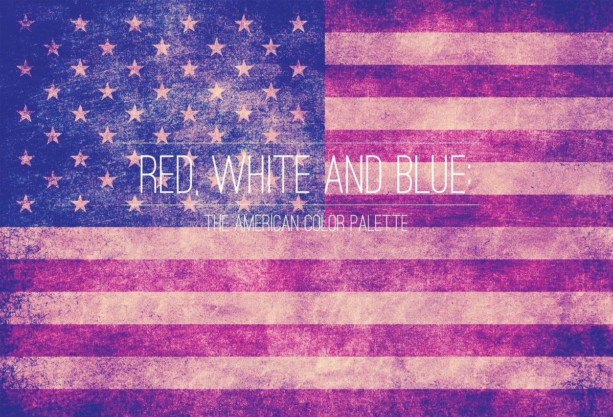 Red, White and Blue: The American Color Palette | Jeremiah ... - photo#49
